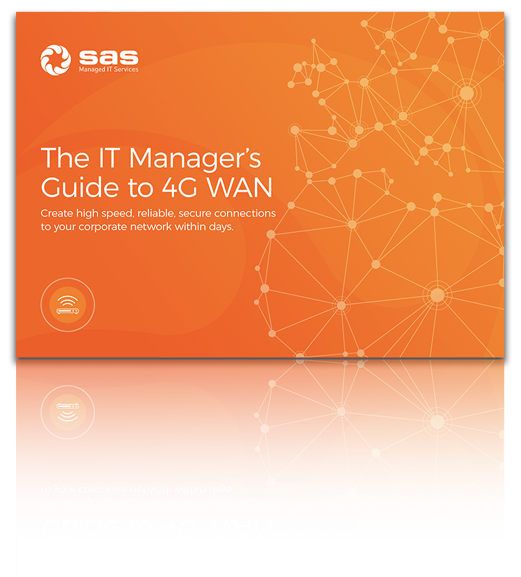 Download the IT Manager's Guide to 4G WAN