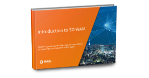 Introduction to SD WAN