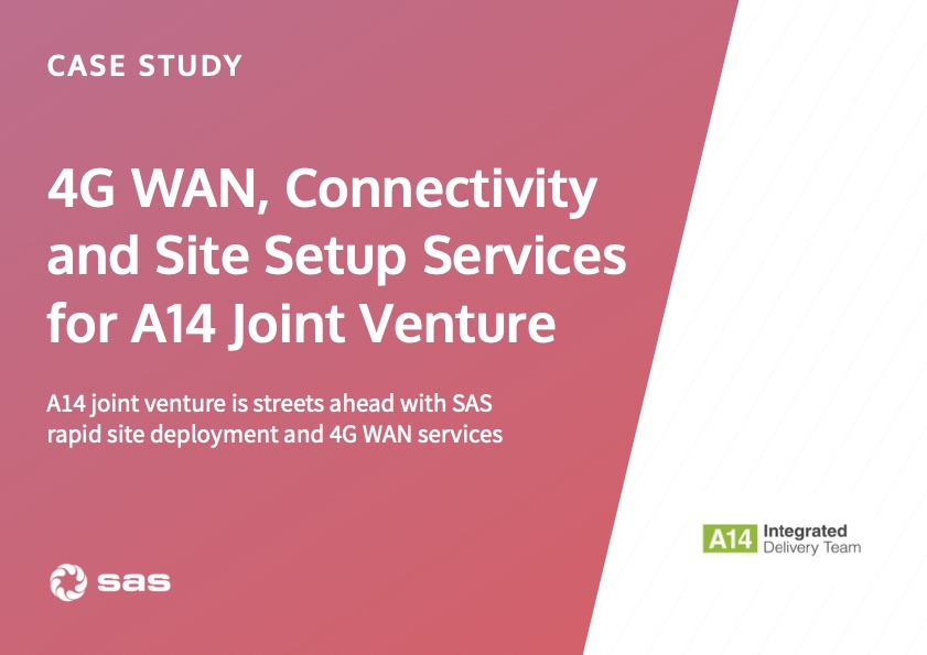 SAS-Case-Study-A14-Integrated-Delivery-Team