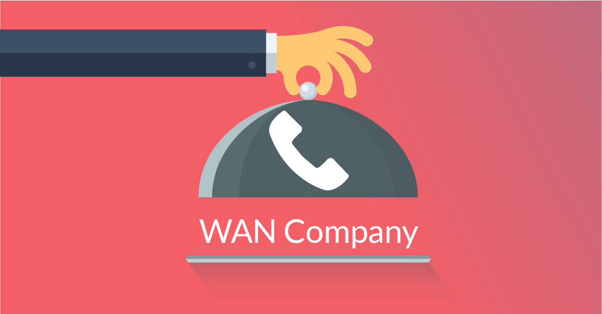 Why use a WAN provider for Hosted Telephony