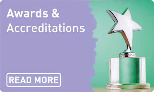 SAS Awards & Accreditations