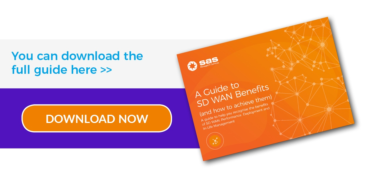 Guide to SD WAN Benefits