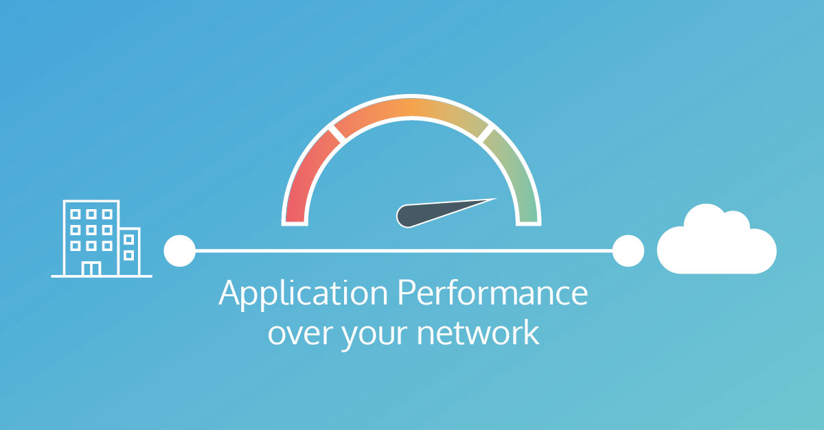 How to improve application perofrmance over the network