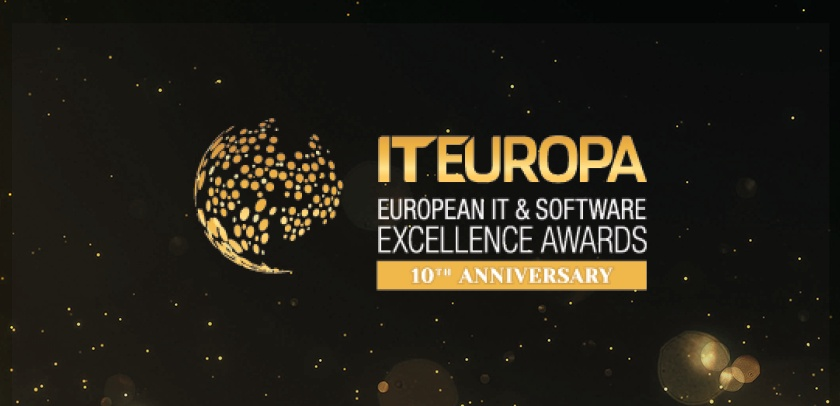 IT Europa 2018 ITE awards logo