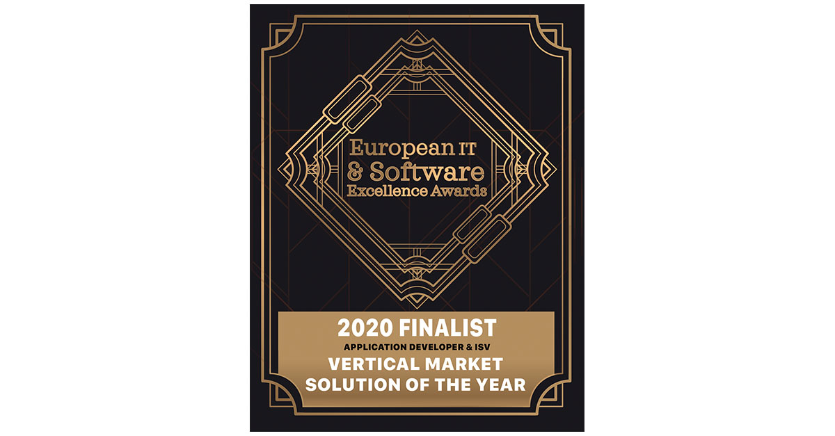 SAS Applications shortlisted for IT Europa European IT & Software award